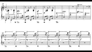 Falla-Cziffra - Danse rituelle du feu (Audio+Sheet)