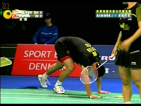2011 Denmark Open-XD-Finals-Joachim Fischer Nielsen_Christinna Pedersen vs. Chen Xu_Jin Ma.mkv