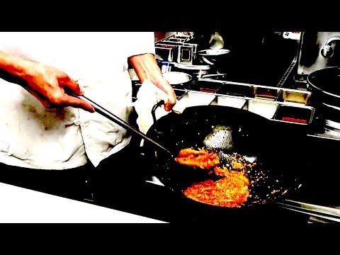 4k-pro【渡蟹と卵のチリソース】crab-with-chili-sauce-珠炒青蟹