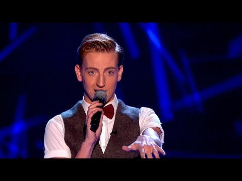 Mitch Miller performs 'Fancy' - The Voice UK 2015: Blind Auditions 7 - BBC One