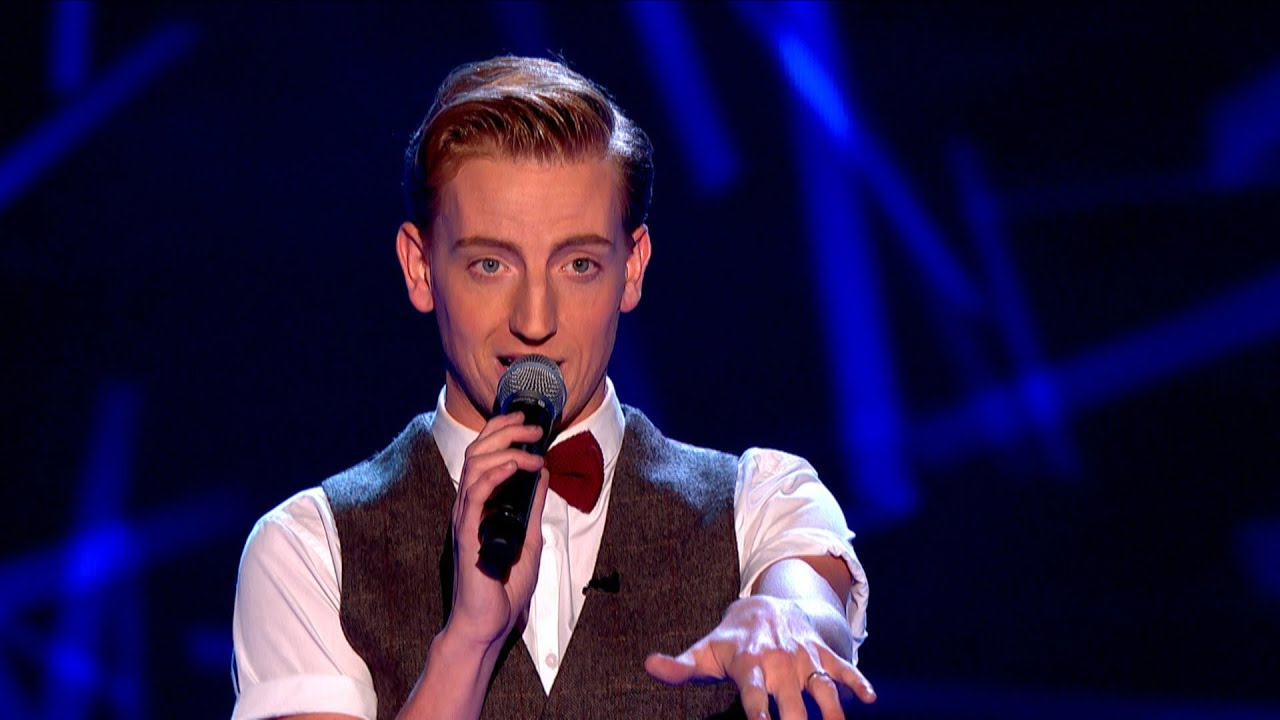 Mitch Miller Performs Fancy The Voice Uk 2015 Blind