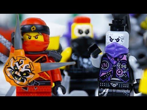 LEGO Ninjago STOP MOTION Episode 1: Mask of Deception | LEGO Ninjago