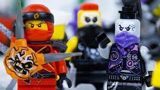 LEGO Ninjago STOP MOTION Episode 1: Mask of Deception | LEGO Ninjago Season 8 | By LEGO Worlds