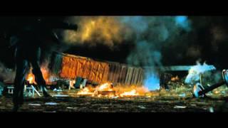 Одна из лучших экшен-сцен этого года ( Фильм Super 8)