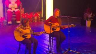 Stef & Anna - Last Christmas/ Rocking Around the Christmas Tree (cover guitar - Wham!/ Brenda Lee)