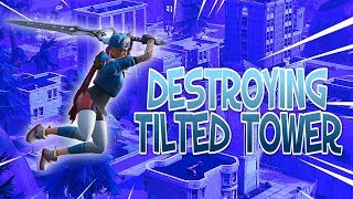 DESTROY TILTED + HOW TO GET FREE GIFTCARDS FOR FORTNITE VBUCKS