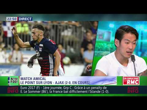 After Foot du mardi - 18/07 – Partie 7/7 - Débrief de Lyon/Ajax (2-0)