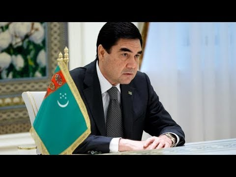 WATCH: Turkmenistan's Creepy Cult-Like Government