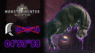 "MHW | Tempered Deviljho Great Sword 04'53""88"