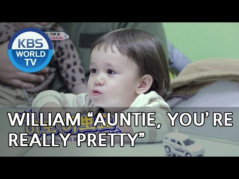 William 'Auntie, You're really pretty' [The Return of Superman/2018.12.02]