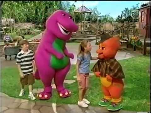 Barney & Friends: The Big Garden and Listen (Season 11, Episode 7)