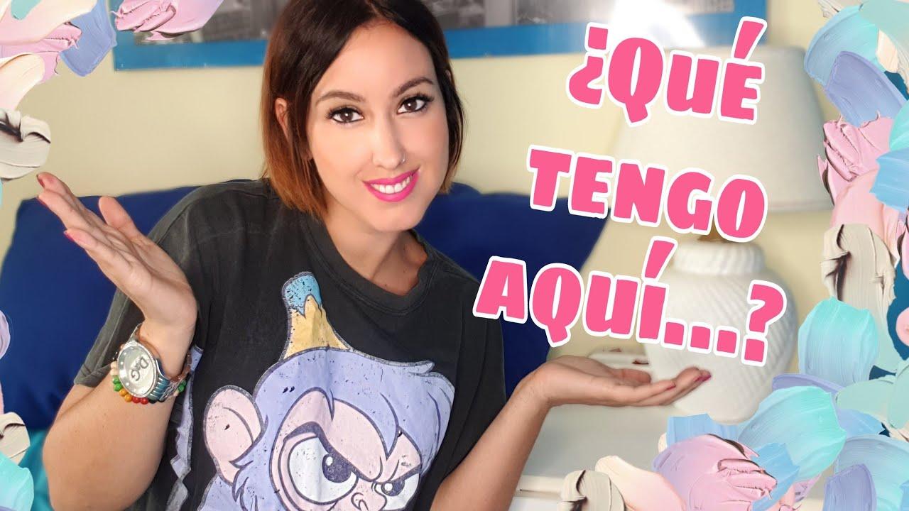 Asmr QUÉ TENGO EN MI CUARTO DE LA ADOLESCENCIA/ show and ...