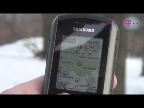 Samsung Solid B2710 - pancerny telefon