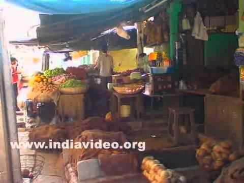 Vani Vilas market in Mysore