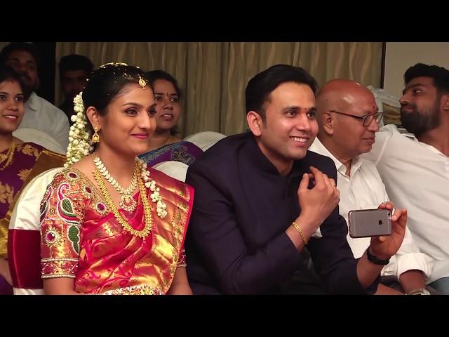 Shyam Weds Sriya Reception Song | PhotoExposure #Photoexposure