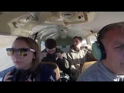 Flight to Nashua, Nh (KASH) / Great Food at Midfield Cafe!/ Mt Monadnock aerial shot!