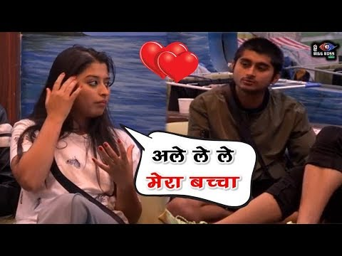 Bigg Boss 12 : Deepak Thakur & Somi Khan Cute Fight in BB House !!