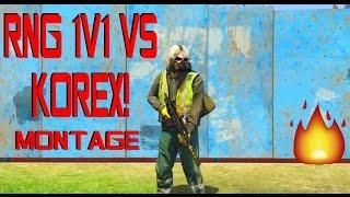 GTA 5 ONLINE   RNG MONTAGE!   Yassix VS Korex  