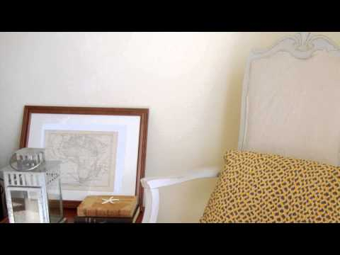 HOW TO : Upholster a Channel-Back Chair