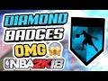 Download Diamond Badges Unlocked In Nba 2k18 😱 All Badges T