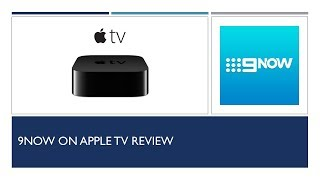 9Now on Apple TV review