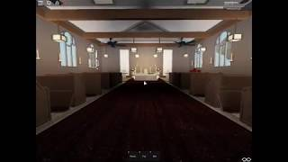Our Lady of Grace Catholic Church in Roblox