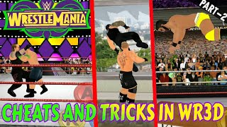 Cheats And Tricks In WR3D / Wrestling Revolution 3D Game Part-2