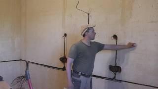 видео Розетки на кухне: схемы расположения и варианты установки