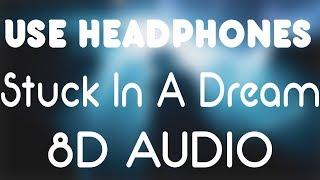 Lil Mosey - Stuck In A Dream ft. Gunna (8D AUDIO)