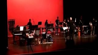 2001: A Space Odyssey Theme - Drexel University Percussion Ensemble (3/16/12)