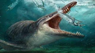 10 Доисторических морских Монстров