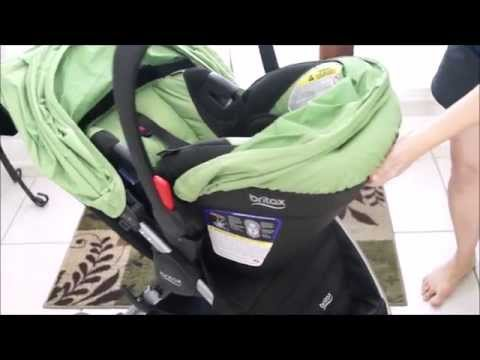 Origami Stroller Video Review