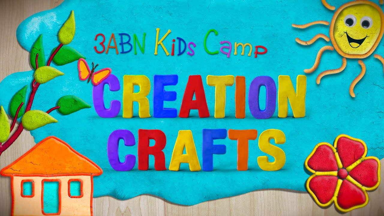 "01 - ""Rooted In Jesus"" - 3ABN Kids Camp Creation Crafts"