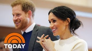 With Prince Harry & Meghan Markle's Royal Wedding 1 Month Away, Preparations Kick Into Gear   TODAY
