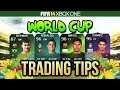 FIFA 14 Ultimate Team - World Cup Trading Method - Easy Profit