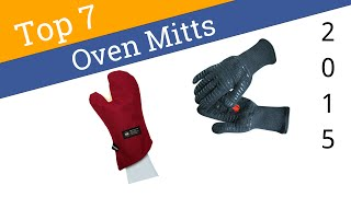 7 Best Oven Mitts 2015