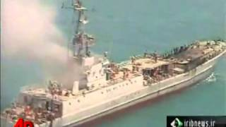 IRAN NAVY HAVE C802 AND C805 SUPERSONIC ANTI SHIP CRUISE MISSILES ARMED MISSILE BOATS