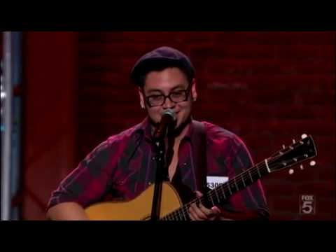 Andrew Garcia * Straight Up * (COVER) - American Idol 2010 Season 9