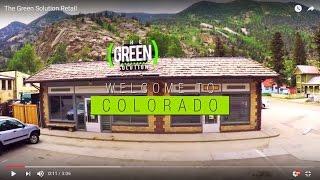 Магазин марихуаны в Денвере. Колорадо. ОЧЕНЬ ИНТЕРЕСНО!