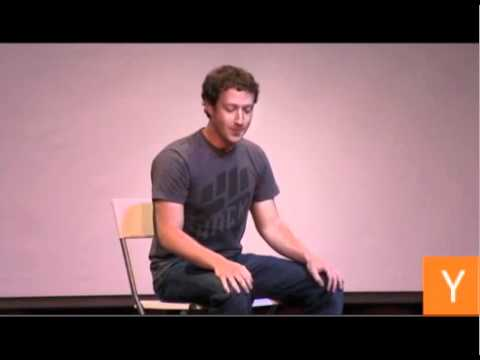 From Business Insider: Zuckerberg On The Social Network
