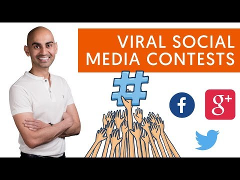 How to Run a Profitable Social Media Contest | Go Viral And Make More Money Online!