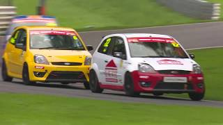 2018 BRSCC Fiesta Championship racing with MRF Tyres - Rounds 4 & 5 - Cadwell Park