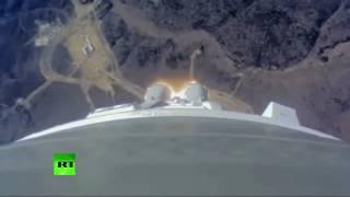 Первый пуск с космодрома Восточный «от первого лица»