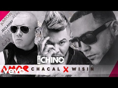 IAmChino - Amor (Lyric Video) ft. Chacal, Wisin