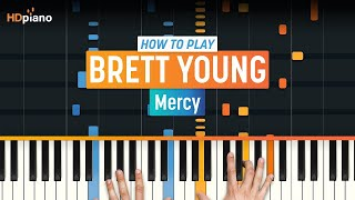 "How To Play ""Mercy"" by Brett Young 