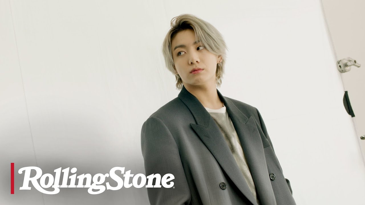 Jung Kook | The Rolling Stone Cover