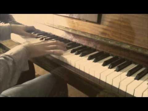 Armin Van Buuren Never Say Never (piano version By Pavel Zhuravlev). mp4