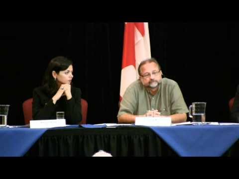 "Danger, Disaster and Deadlines"" Media Panel Discussion - Canadians Reporting from Abroad"
