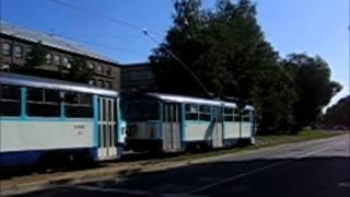 [RS] Tatra T3A 3-2043+3-2042 (Alfa, 2009.gads)