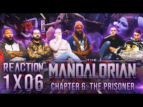 Download The Mandalorian - 1x6 The Prisoner - Group Reaction